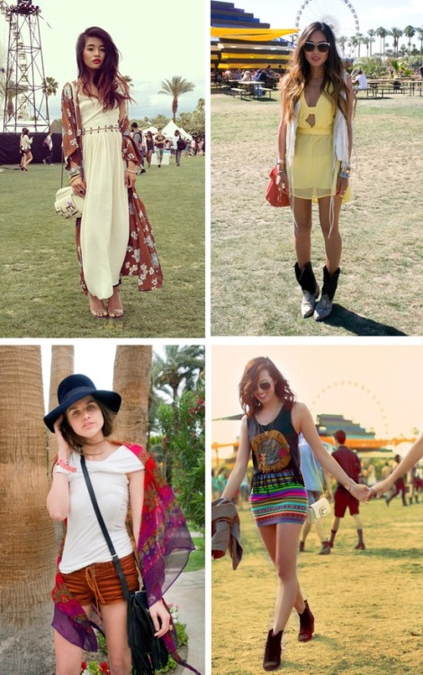 biteofseattle:  Favorite looks from Coachella 2012
