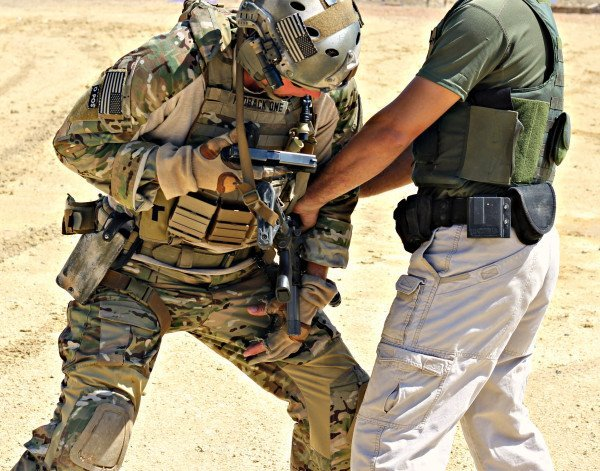 victran:  Redback One combatives take those opportunities
