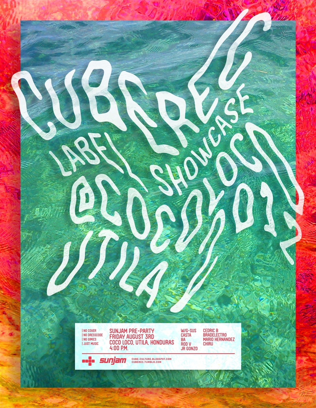 "I just posted ""Cuberec Label Showcase"" Jorge Letona  (Guatemala) via Curioos"