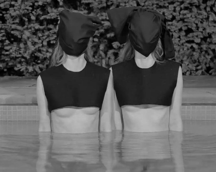 uoki:  Phoebe English A/W 2012 fashion film by Marie Kristiansen