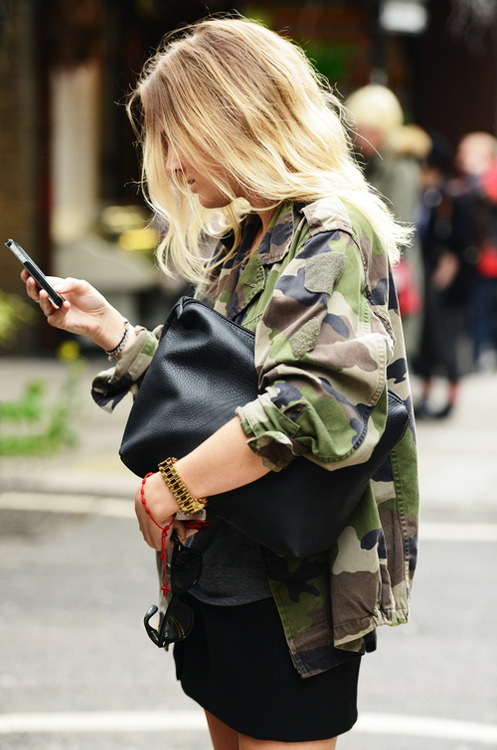 what-do-i-wear:  Camo Utility Jackets (image: tommyton)