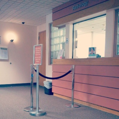 Waiting Room (Taken with Instagram)