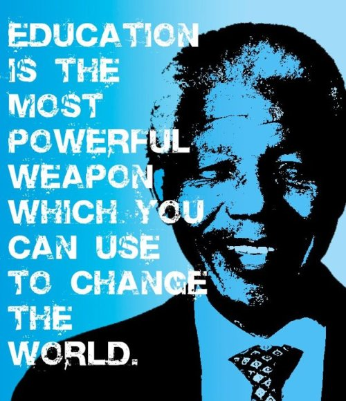 Happy birthday, Mr. Mandela!