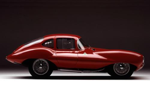 The original Disco Volante