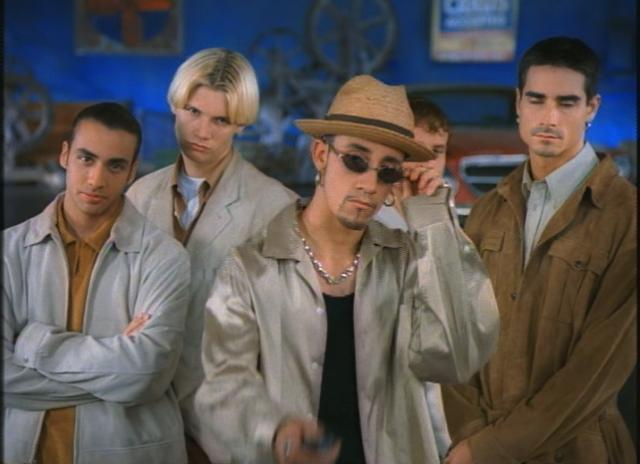 #BSB31 Day 19: Favorite music video outfits: From As Long As You Love Me video. Love the outfits from that video and it was so fun! :)