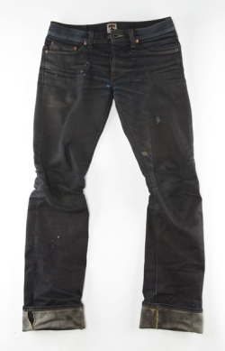 tellason:  By far, my favorite submission of a pair of old Tellason jeans to date.  Here is Todd's blog post:  http://www.toddblubaugh.com/test/blog/?p=991 More of Todd's motocycle mischief:  http://www.toddblubaugh.com/test/blog/
