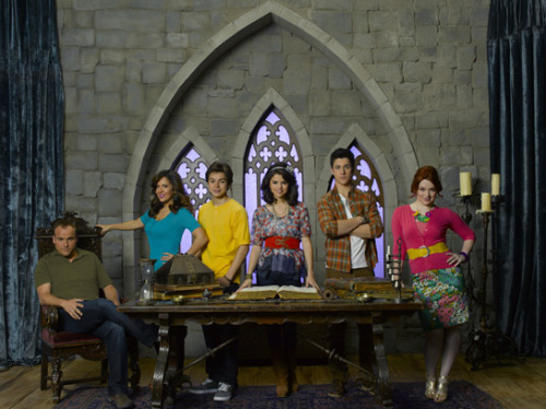 Congrats to Sel and all of the Wizards of Waverly Place cast - their show was nominated for an Emmy award in the Outstanding Children's Programming category!  This is the fourth year the show has been nominated.