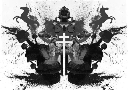 Psychology of Belief: Is Religion a Rorschach Test? http://mys.tc/2bm