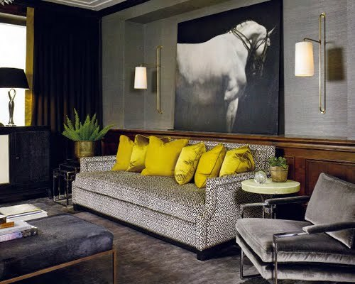 designiseverythingisdesign:  livingroom via cocktailswithbeau.blogspot.com