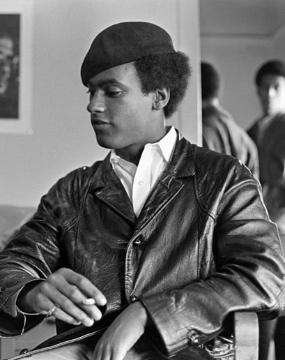 I have the people behind me and the people are my strength.  Huey P. Newton