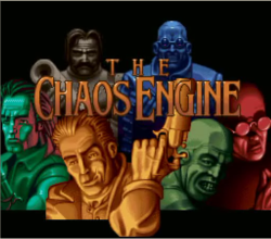 Chaos Engine. I had this on my amiga and spent many hours shooting and killing shit. Amazing.