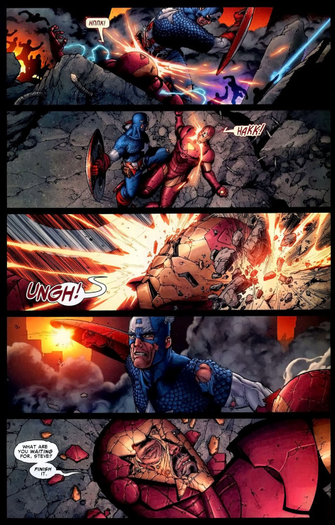 Civil War: #7