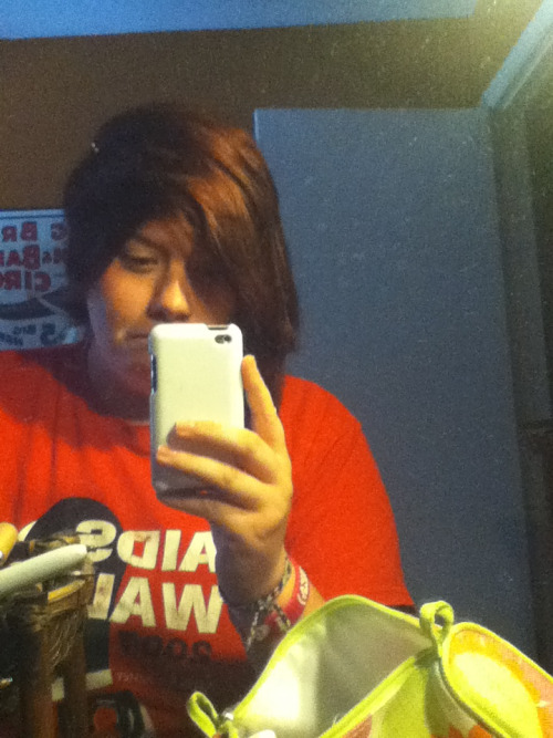 ohcaptainthycaptain:  I don't wanna go to work, but my hair looks amazing.  putting this in my me section sorry.
