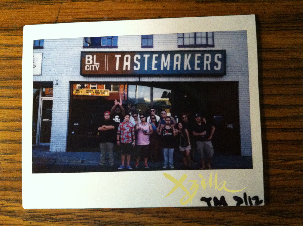 Tastemakers. BL City.
