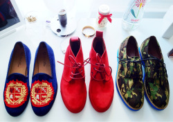gntstyle:  Cool Shoes Real Men LifeStyle? Follow: http://gntstyle.net BLOGFACEBOOK