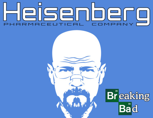 Adobe Illustrator CS4 • Heavy Metal Heroes:  Walter White