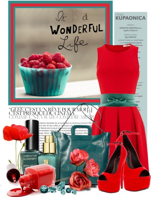 It Is A Wonderful Life by queenrachietemplateaddict featuring logo tote bags