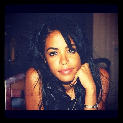 tattedonaregular:  Aaliyah. 😘😢 #rnb #hiphop #music #love #aaliyah #pretty #rip #peace #instagood  (Taken with Instagram)