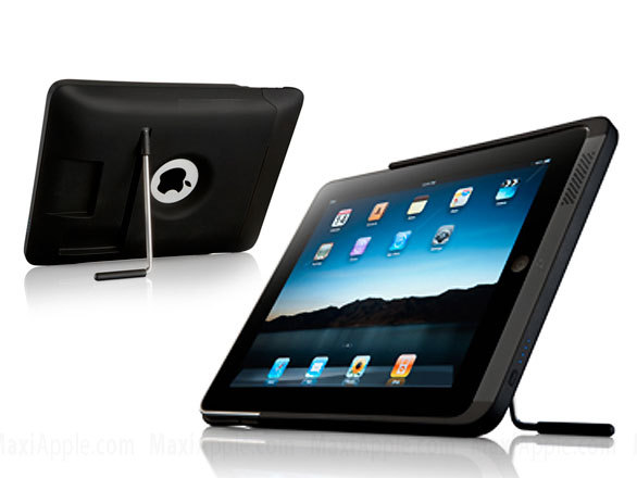 Powerback battery case for iPad