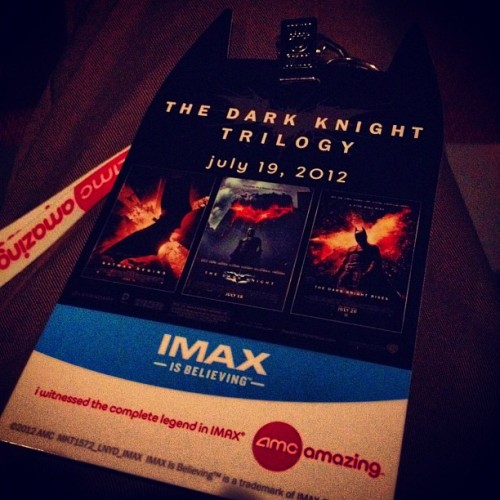 Yessssssss (Taken with Instagram at AMC Hoffman Center 22)