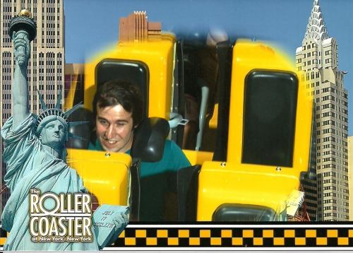 So apparently I can't take pictures on roller coasters…