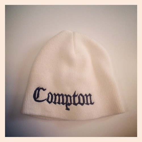 Generic hipster photo of my favorite hat. (Taken with Instagram)