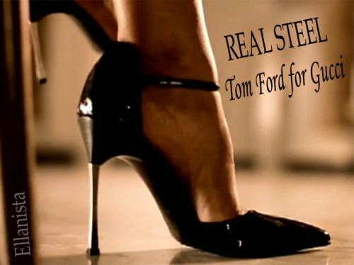 Real Steel  Who remembers these Tom Ford for Gucci shoes featured in Mariah Carey's 'Honey' video?!