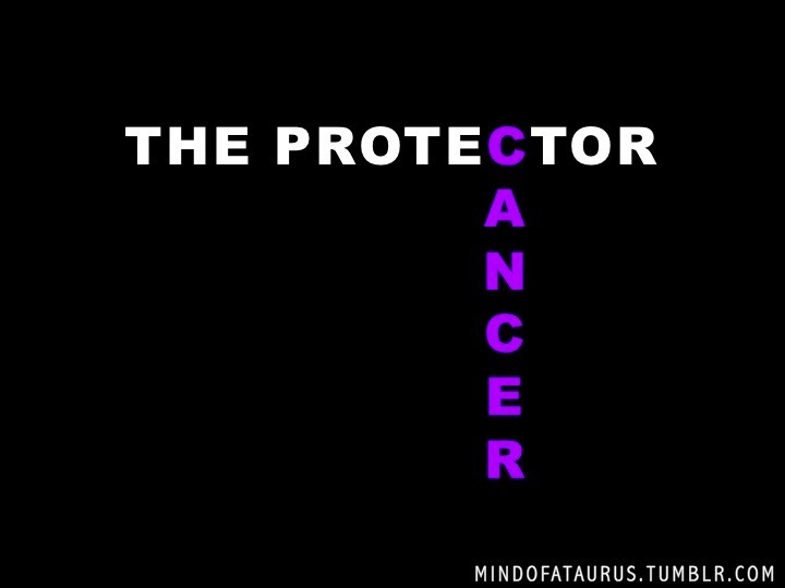 Cancer—The Protector