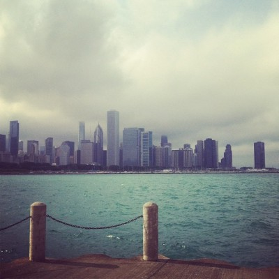 Chicago!!!! (: (Taken with Instagram)