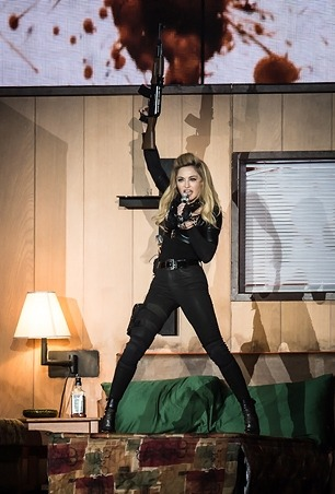 (via Madonna Usage of Nazi Imagery Angers France's Far Right, But It's Nothing New | Colleen Nika | Rolling Stone)