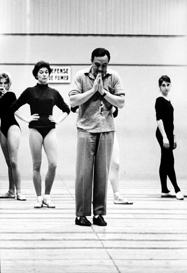 life:  Not originally published in LIFE: Gene Kelly rehearses with dancers at the Paris Opera, 1960. LIFE offers rare photographs of the protean dancer, singer, actor, producer, director and choreographer in France in 1960, as he enjoys a prestigious off-screen career highlight: creating a ballet for the storied Paris Opera. See the photos here.