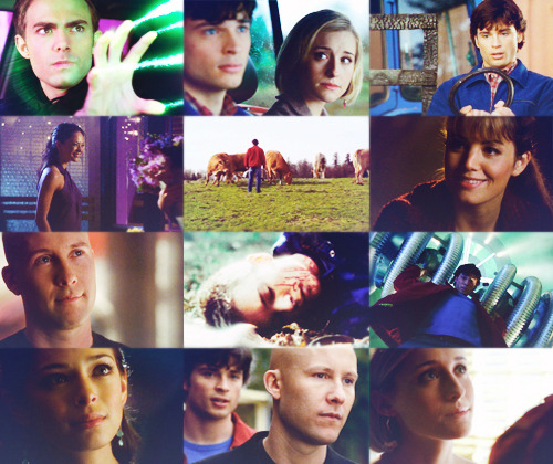 Favorites: Television/Episode→ Smallville, #4.19 Blank    — You trusted me.