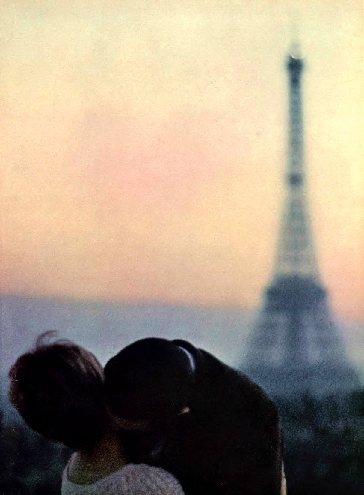Paris in the sixties.