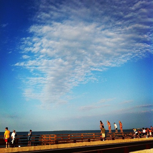 Taken with Instagram at Jaws Bridge