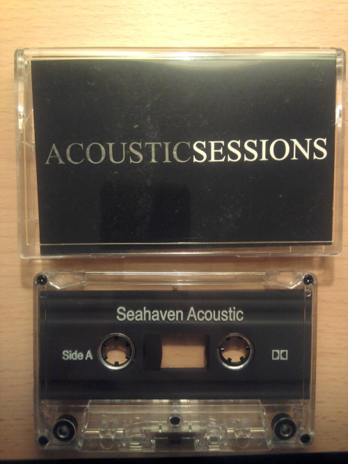 self—titled:  Seahaven - Acoustic Sessions