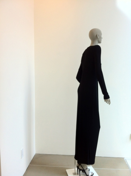 Classic. Calvin Klein Collection; Madison Avenue New York, 2012