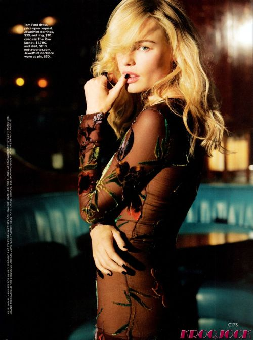 Kate Bosworth for California Style Magazine September 2011