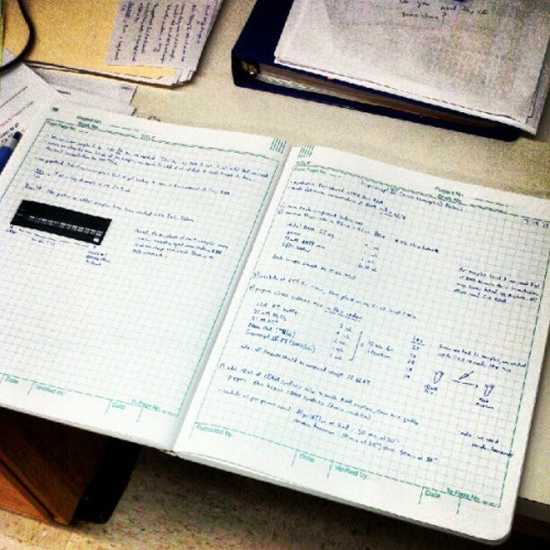 A day in the life of a researcher… #lifeoftaylor (Taken with Instagram at Nutritional Sciences)