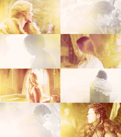 yellow + game of thrones / asked by onemoremiracle-sherlock
