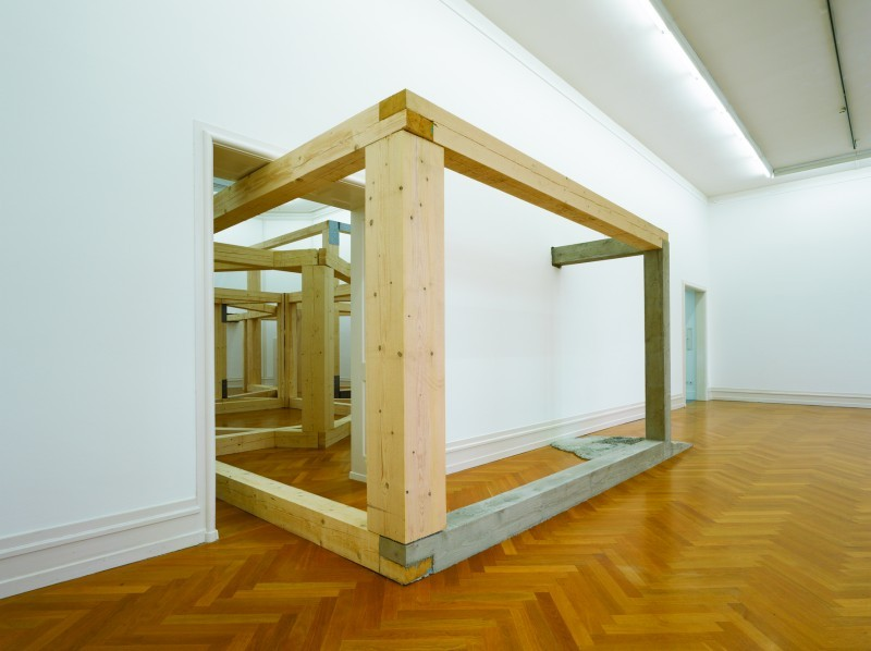 (via Oscar Tuazon at Kunsthalle Bern Oscar Tuazon at Kunsthalle Bern – Contemporary Art Daily)