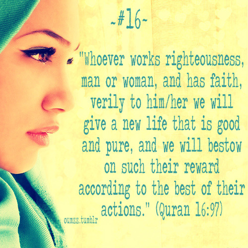 islamic-quotes:  Strive for righteousness Submitted by oumzz