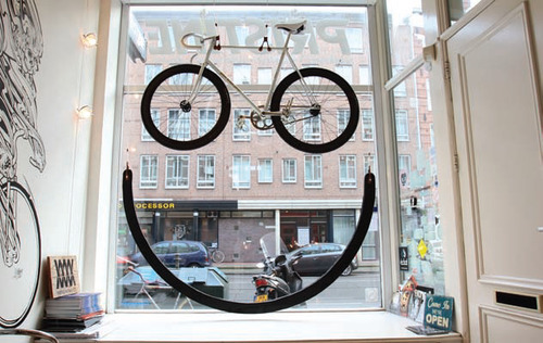 Bike smiley.