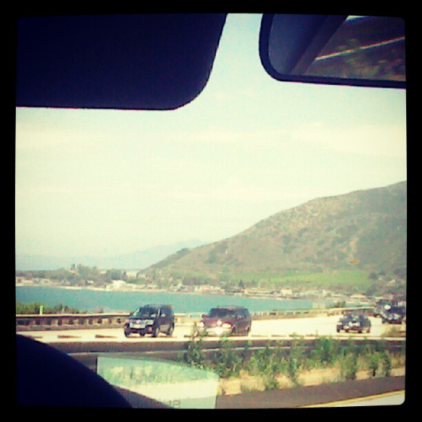 California coast ;) Never stops being beautiful! (Taken with Instagram)