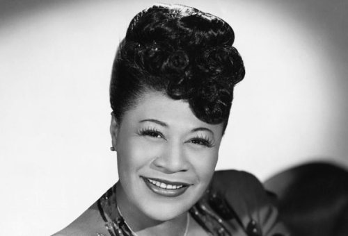 We're jazzed about Ella Fitzgerald vintage updo! (via Roope Vintage Blog)