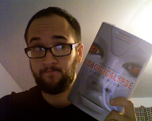 Also, I got a haircut. Trimmed my beard and this book is good. Nay, great!
