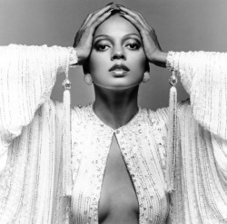The ultimate disco diva Diana Ross.