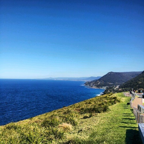 Stanwell tops #roadtrip #Australia #nswgetaways (Taken with Instagram at Bald Hill)
