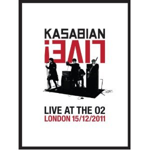 If you're a Kasabian fan, those guys have just released their first live DVD, Kasabian Live at the O2. Check out my review on High Voltage Magazine!