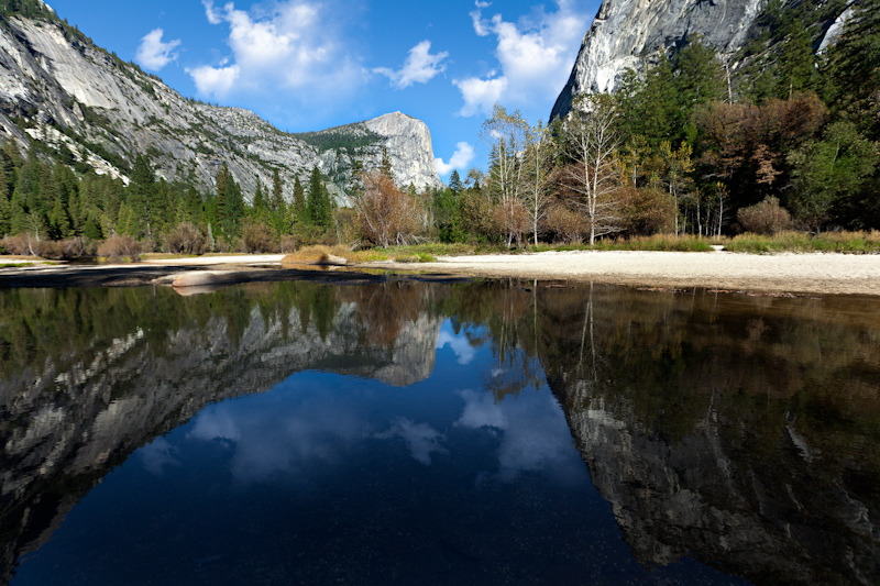 Mirror Lake - Yosemite National Park
