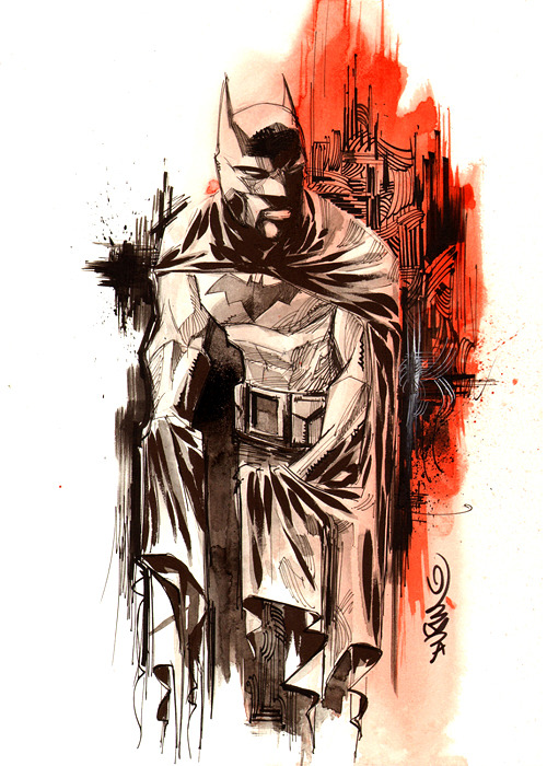 birdstump:  Trinity, by Dustin Nguyen